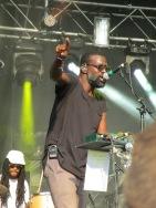 TV on the Radio Tunde Adebimpe Shaky Knees Atlanta 050815 Galambos